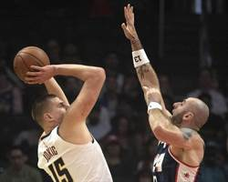 NBA》約基奇罵裁判遭逐 害西區龍頭作客慘敗