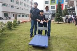 南科贊美酒店耶誕做公益  助126學童圓夢