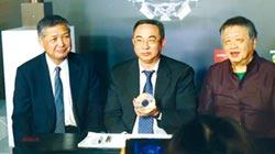 陳揚大師 推全球首張玻璃CD