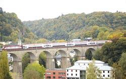 盧森堡大眾運輸免費