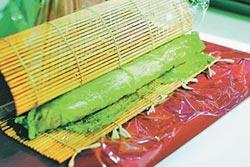 生菜卷肉+蘿蔔絲 葷素搭配好營養