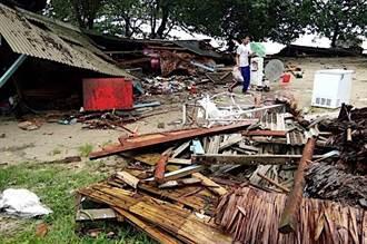 印尼海嘯 外交部:救援隊接到6台灣人、3親友並送往醫院