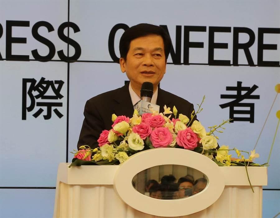 台中市祕書長黃景茂傳將接任台北市都發局長。(盧金足攝)