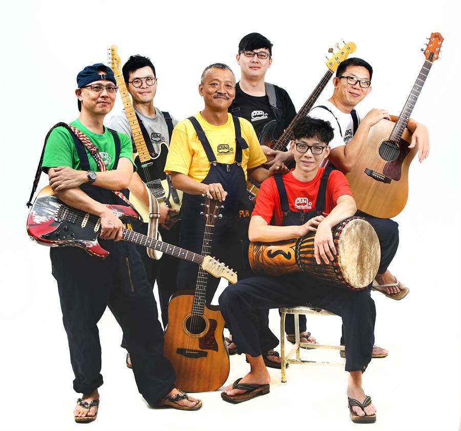 謝銘祐將於明年2月率團於台南開唱。(三川娛樂提供)