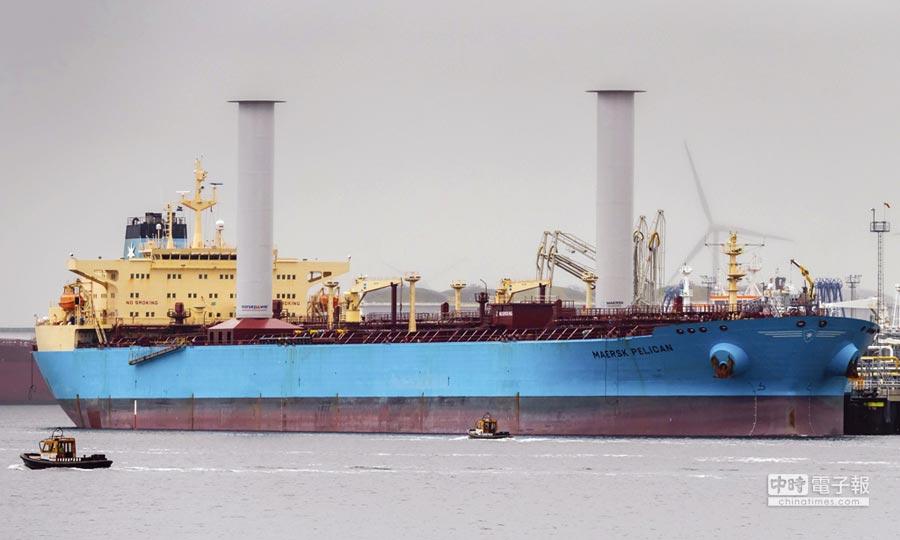 歐洲綠能帆船啟航圖╱美聯社