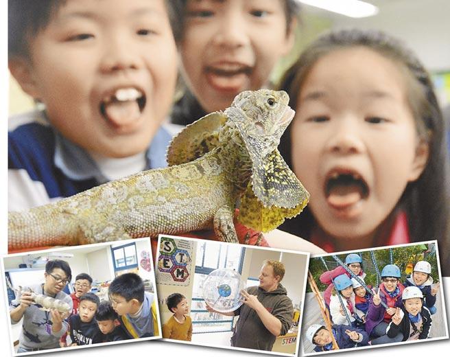 康橋領袖營培養孩子10大能力圖片提供康橋
