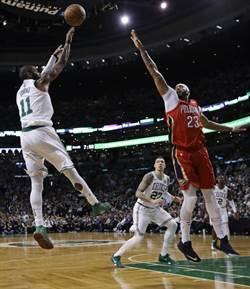 NBA》誰能毀湖人雙王夢?只剩綠衫軍