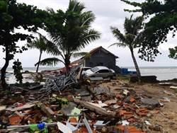 火山怒掀海嘯 印尼歡唱變悲歌