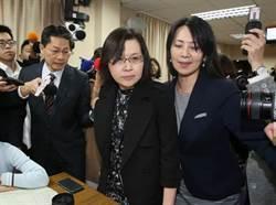 被控聯繫蘇啟誠 張淑玲:願提供通聯紀錄接受內部調查