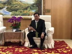 鄭文燦最後一刻宣布小內閣 副市長游建華續任 另一從缺