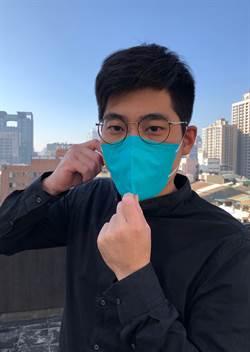 向霾害說不!新式防霾口罩輕薄透氣 時尚有型