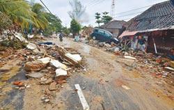 罕見火山爆發引巨浪 已知逾千傷亡!印尼海嘯 6台灣人輕傷脫困