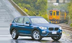BMW X3 sDrive20i 加速流暢 反應靈敏