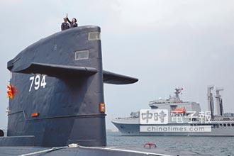 台船承包造艦 海軍37億幫蓋廠