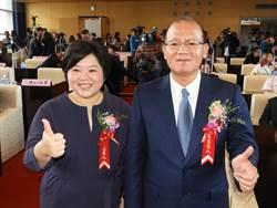 中市議長選舉 張清照、顏莉敏奪正副議長寶座