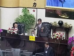 台南市議長選舉2輪投票郭信良勝出
