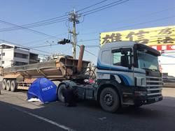 女大學生遭砂石車拖行10公尺 慘死輪下