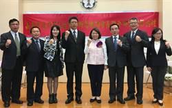 新科嘉義市長黃敏惠布達人事 喊 「上工了」拚經濟
