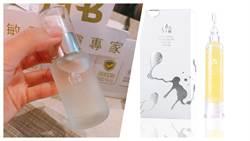 來自台灣本土MIT親研的小白瓶美容油,一滴有感,讓肌膚安然度過冬季的不穩定