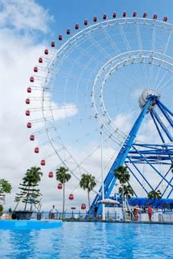 花博歡迎全球兒童免費入園 麗寶樂園、天空之夢摩天輪也跟進