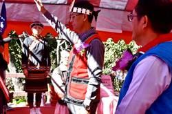 仁愛鄉新科鄉長吳文忠上任  誓言「不分族群、團結一心」