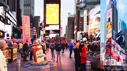 OMAR威士忌創意裝置 前進紐約時代廣場與華爾街 魅力天使無法擋