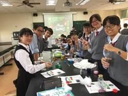 富岡西高校首訪新化高中  交流台日文化