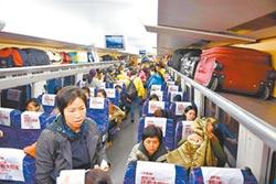 乘客應對號入座 擬寫入陸民法