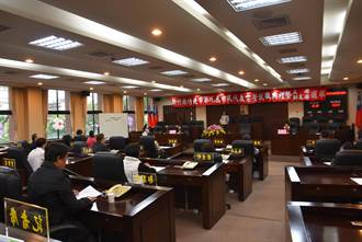 竹北市民代表會主席選舉 林啟賢連任
