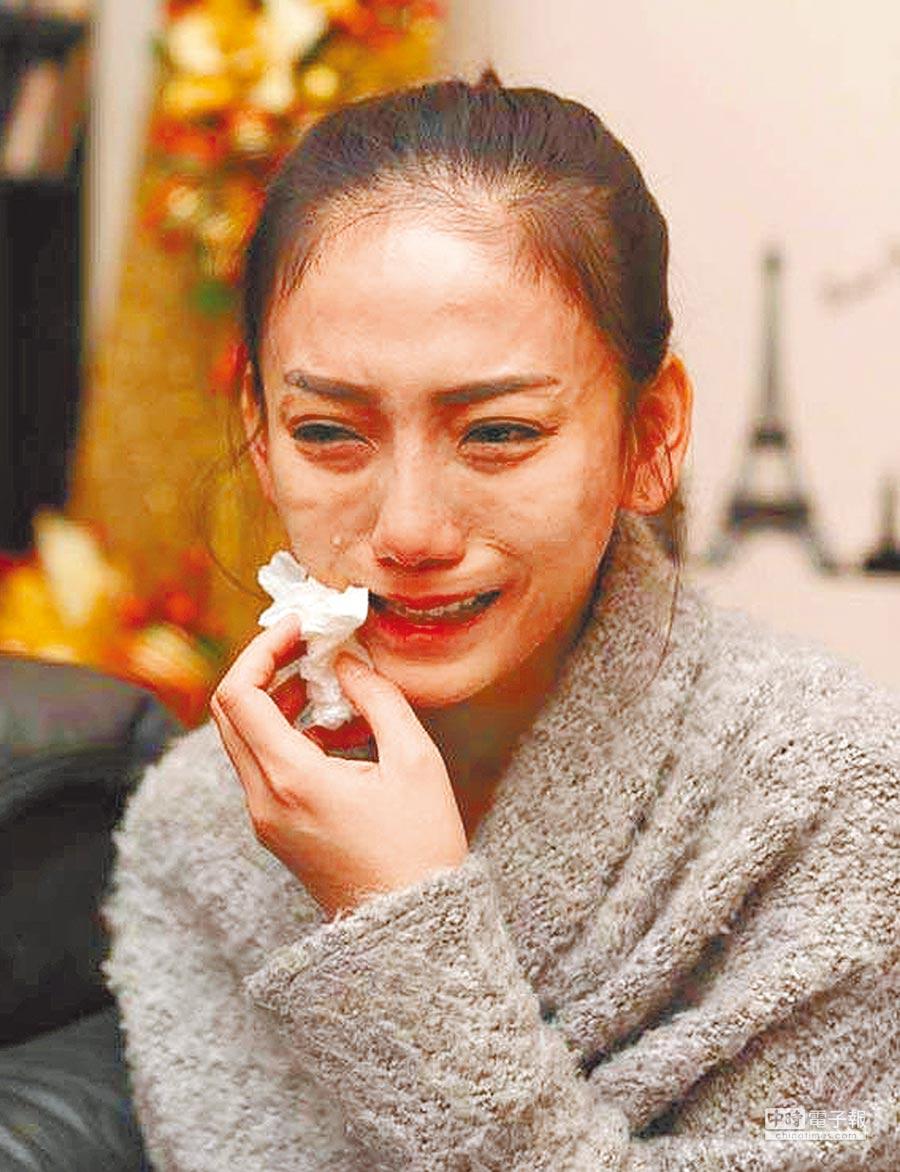 太陽花女王劉喬安(時報周刊資料照片)