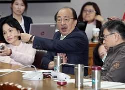 審促轉會預算 柯建銘嗆黃國昌「講話小心一點」