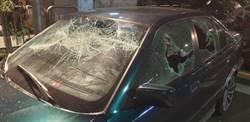 影》士林刺青店遭20煞猛砸  帶頭者將赴警局說明