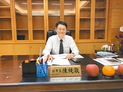 副市長陳純敬 嫻熟工程與法律