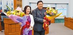 台東女力出頭天 吳秀華獲選議長