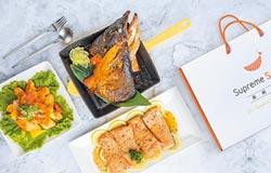 美威鮭魚推年節新品