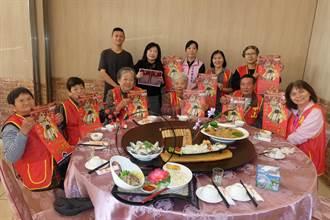 華山基金會缺年菜 餐飲業者辦桌請獨居老人圍爐