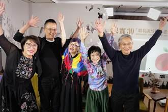 張小燕和林懷民妙談「退休」 曝陶晶瑩曾哭喊:不幹這行!