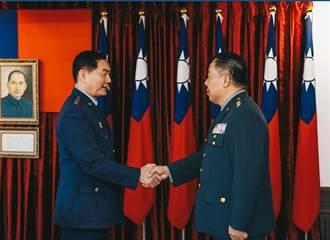 國防部常次徐衍璞中將今到任就職