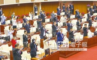 陳錦祥葉林傳 當選北市正副議長