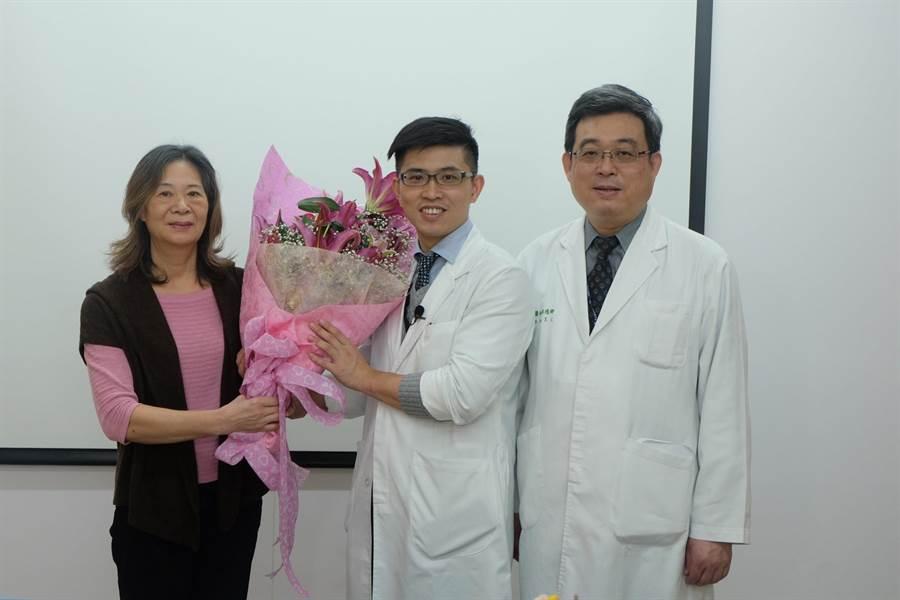 媽祖醫院引進「經皮脊椎內視鏡」手術,嘉惠雲林沿海老人患者。(張朝欣攝)