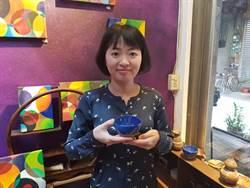 愛上新化老街寧靜氛圍  青年陶藝家開工作室推廣陶藝