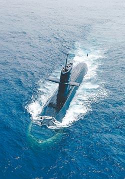 潛艦主次裝備 終獲輸出許可