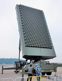 米波雷達 可探測數百公里外F-22