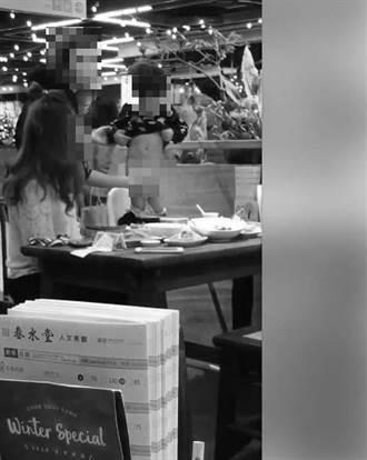 影》噁爆!春水堂紙杯接男童尿 母爆氣喊告網友:犯法嗎?