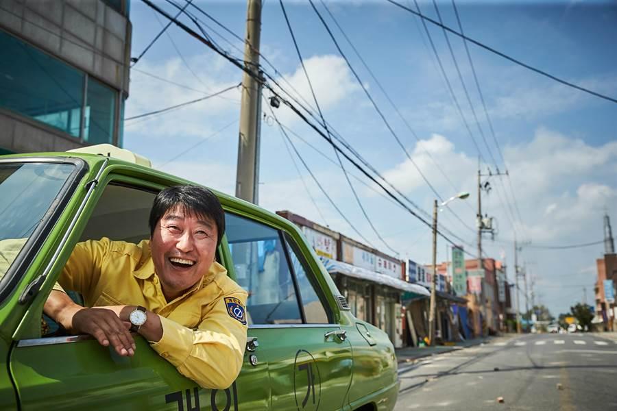 韓國國民影帝宋康昊主演票房部部賣座但片酬卻領不多。(衛視電影台提供)
