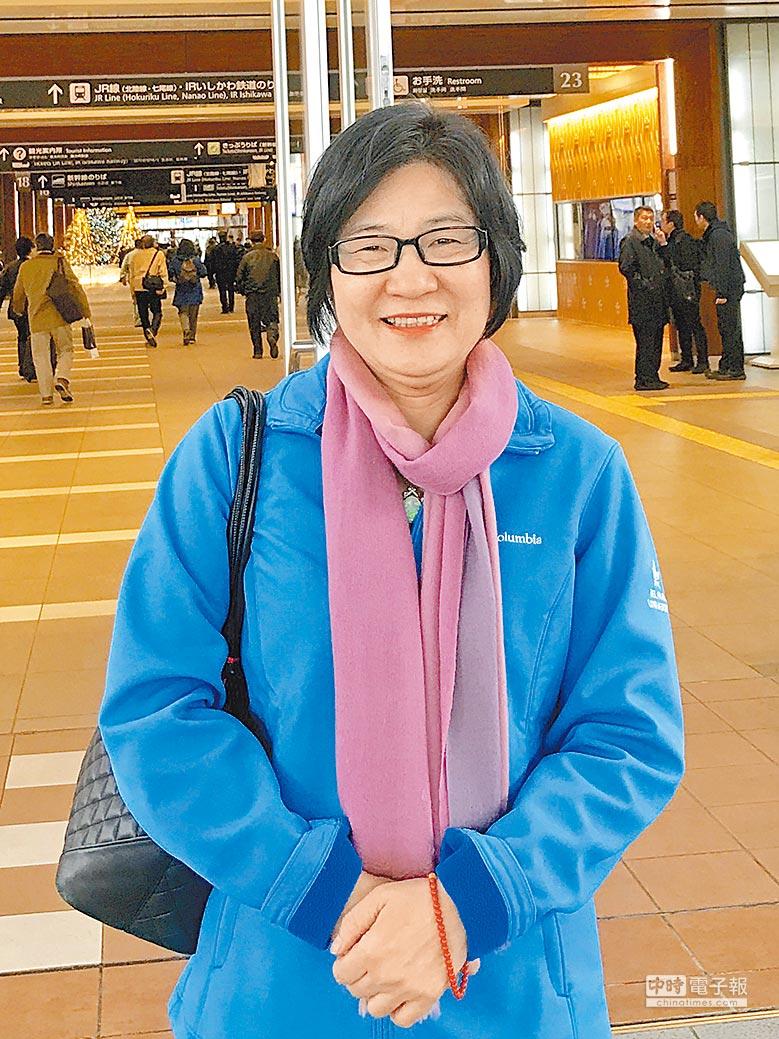 耀德生物技術股份有限公司董事長葉美麗女士。圖/耀德生物技術股份有限公司提供