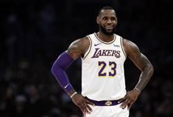 NBA》追平喬丹!詹皇3度獲選AP最佳男運動員