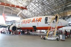 亞航2018年民機維修數量約70架次 創歷史新高