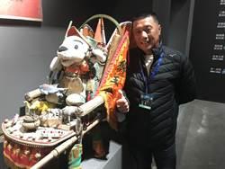 中職》「獅王神轎」現身30週年特展 「標哥」浮現滿滿回憶
