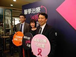 乳癌治療常用藥物賀癌平皮下注射型12月納健保給付